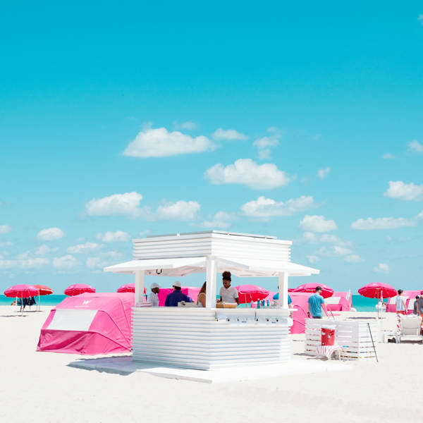David Behar - Pink and white | blinq.art