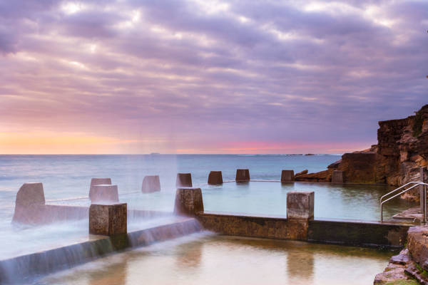 Bill Morris - Coogee Pool | blinq.art