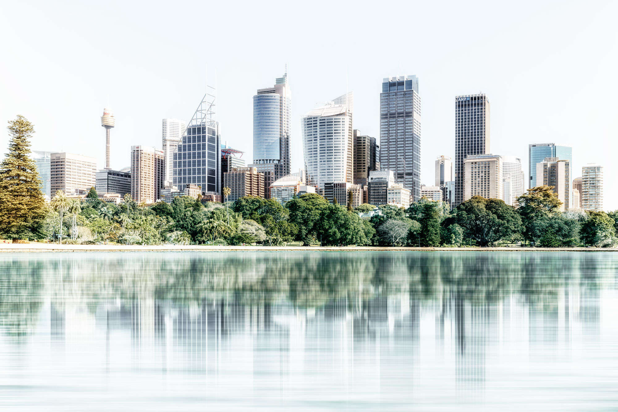 Laurent Dequick - Sydney CBD