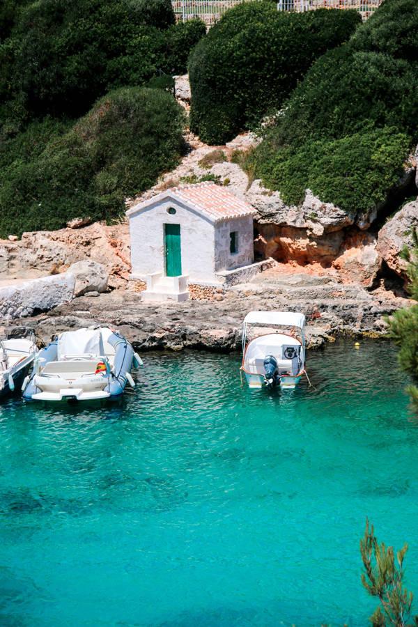Laura  Goodall - Menorca