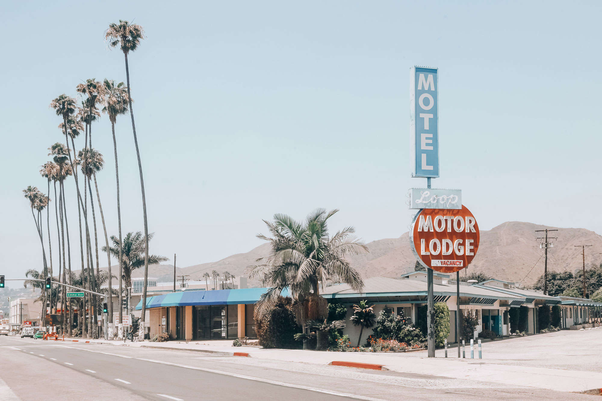 Camilla Quiddington - Ventura Motel