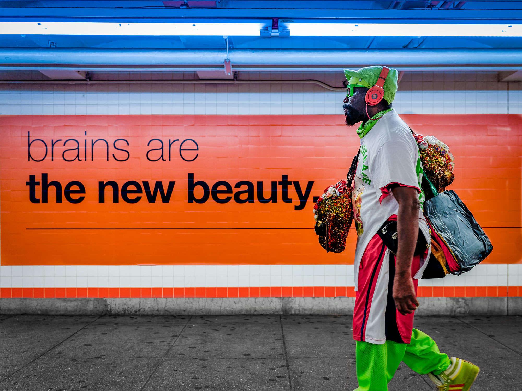 Joseph Cela - Brains Beauty