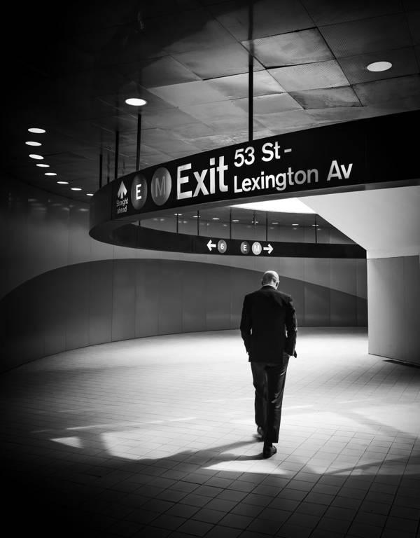 J. S. Cela - Exit | blinq.art