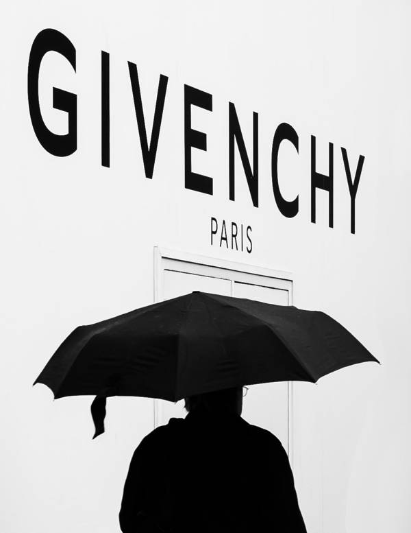 J. S. Cela - Givenchy Black | blinq.art