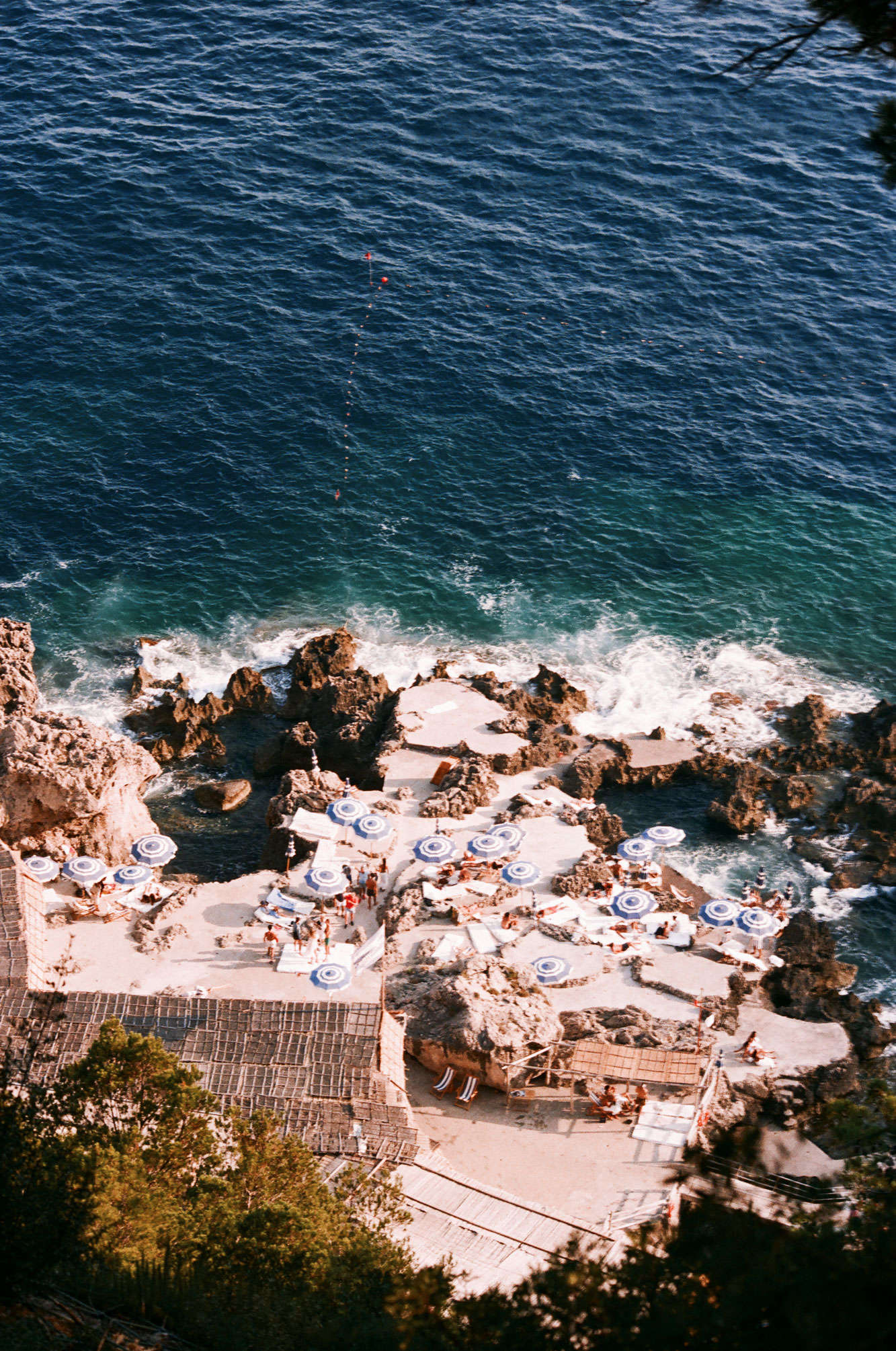 Akila Berjaoui - A Capri Summer