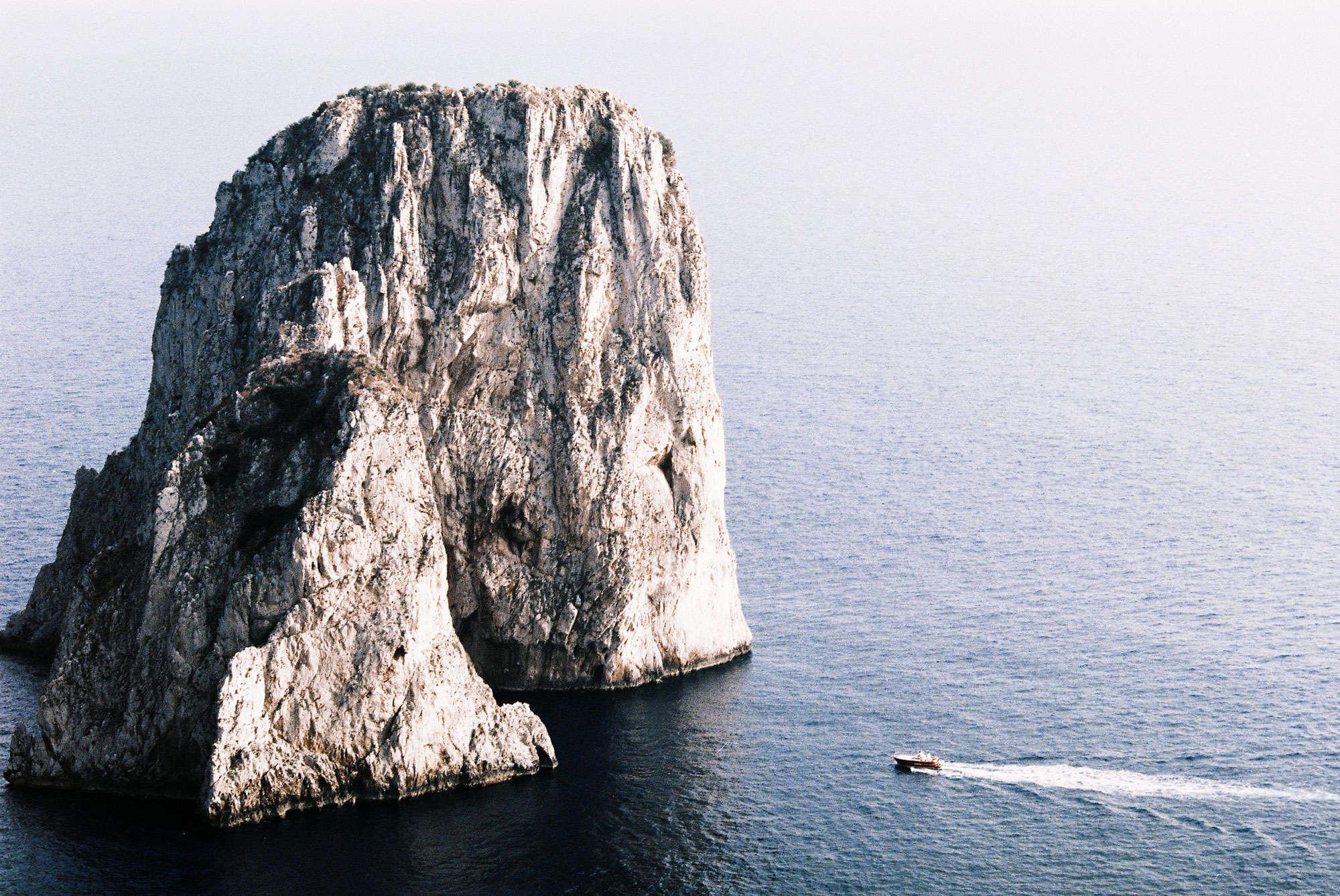 Akila Berjaoui - Capri Speed