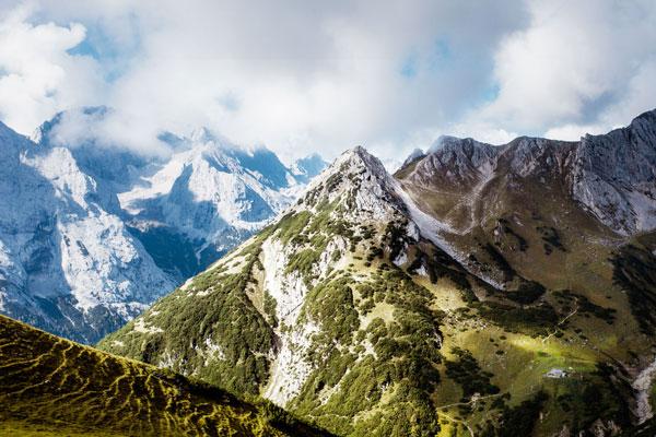 Jörg Wanderer - Gaistal Tirol