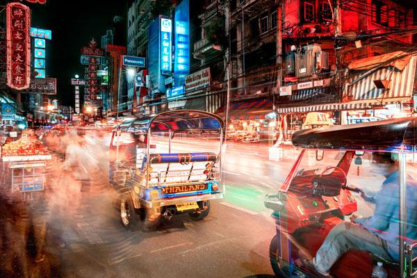 Jörg Wanderer - Chinatown Bangkok