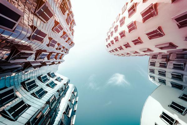 Jörg Wanderer - Gehry Buildings