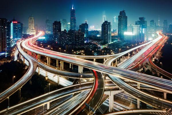 Jörg Wanderer - Shanghai Highway
