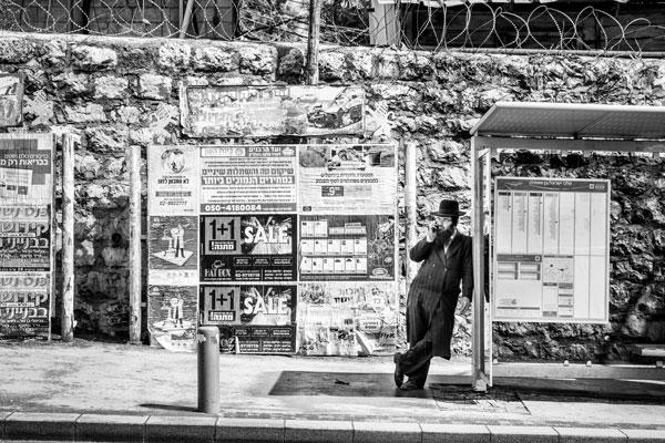 Jörg Wanderer - Mea Shearim Jerusalem
