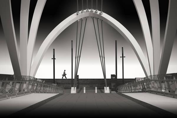 Adrian Donoghue - Bold Bridge | blinq.art