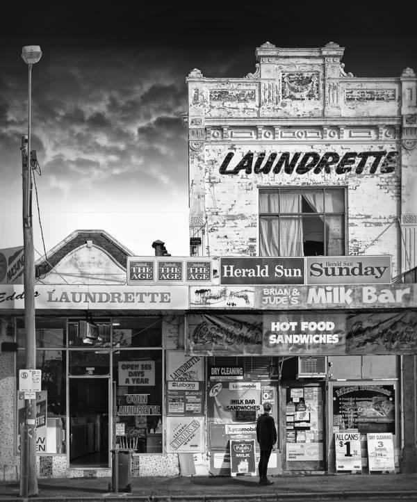 Adrian Donoghue - Laundrette Nostalgia