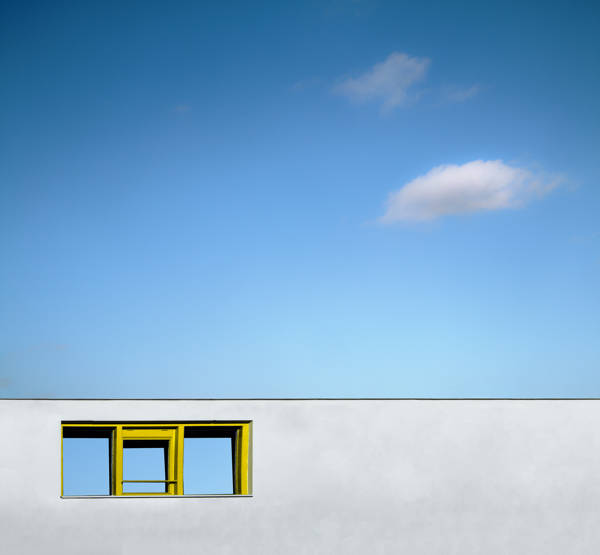 Gilbert Claes - Windows in the Sky | blinq.art