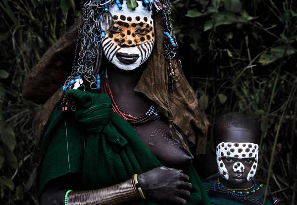 Joxe Inazio Kuesta Garmendia - Karo Tribe Pride and Beauty