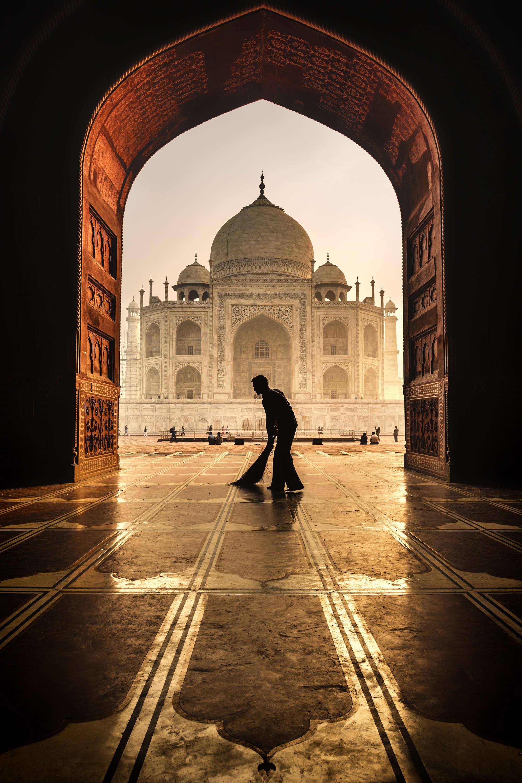 Pavol Stranak - Taj Mahal Afternoon Light