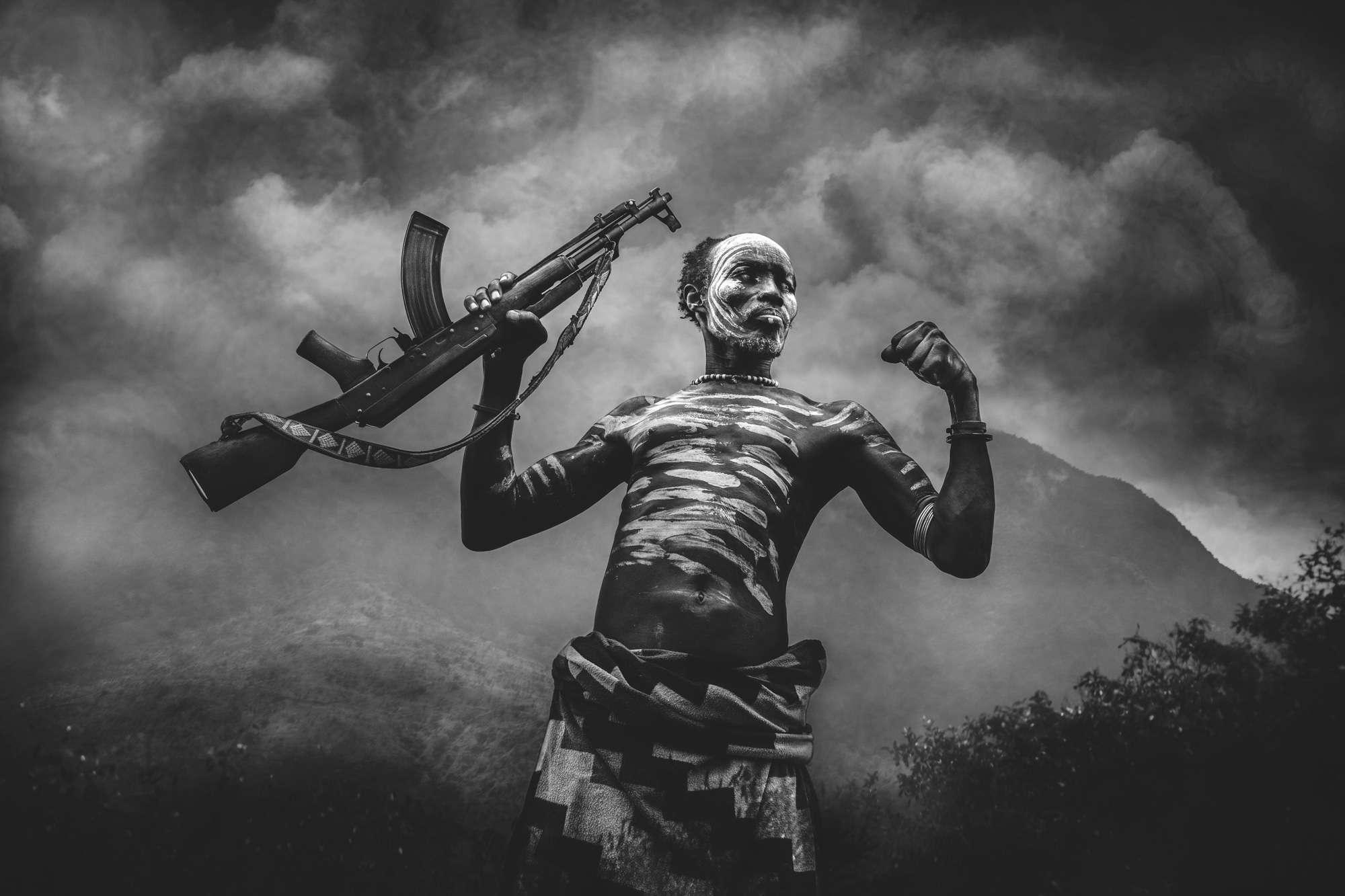 Svetlin Yosifov - Mursi Tribe Rage