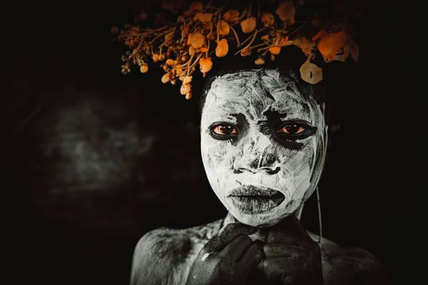 Svetlin Yosifov - Mursi Tribe Portrait | blinq.art