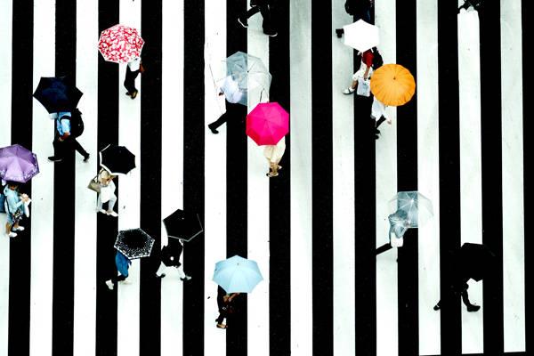 Makoto Nishikura - Color Crossing