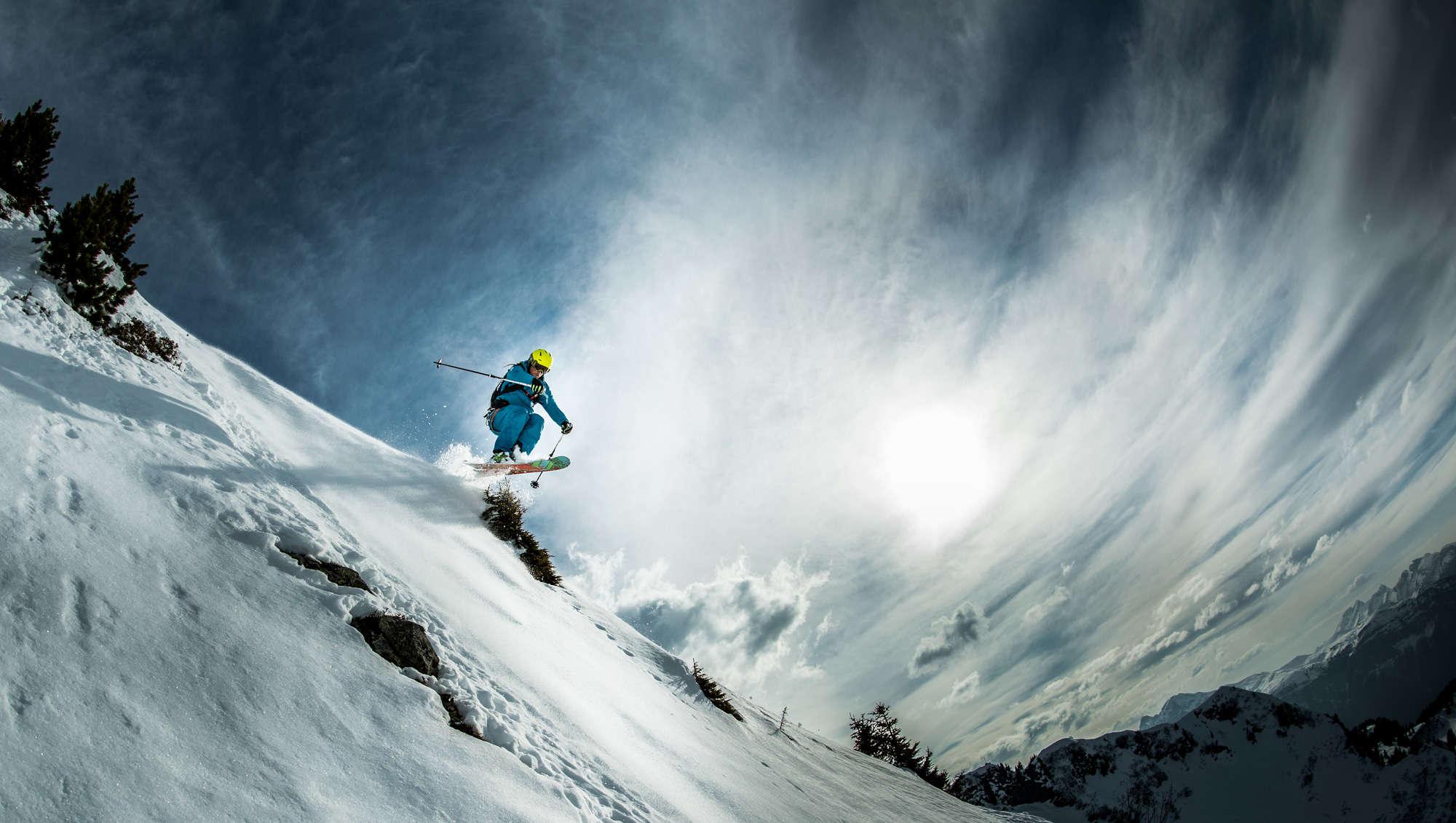 Eric Verbiest - Snow Storm