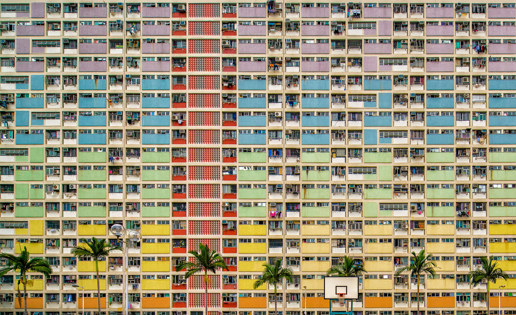 Fahad Abdualhameid - Rainbow Brick Home