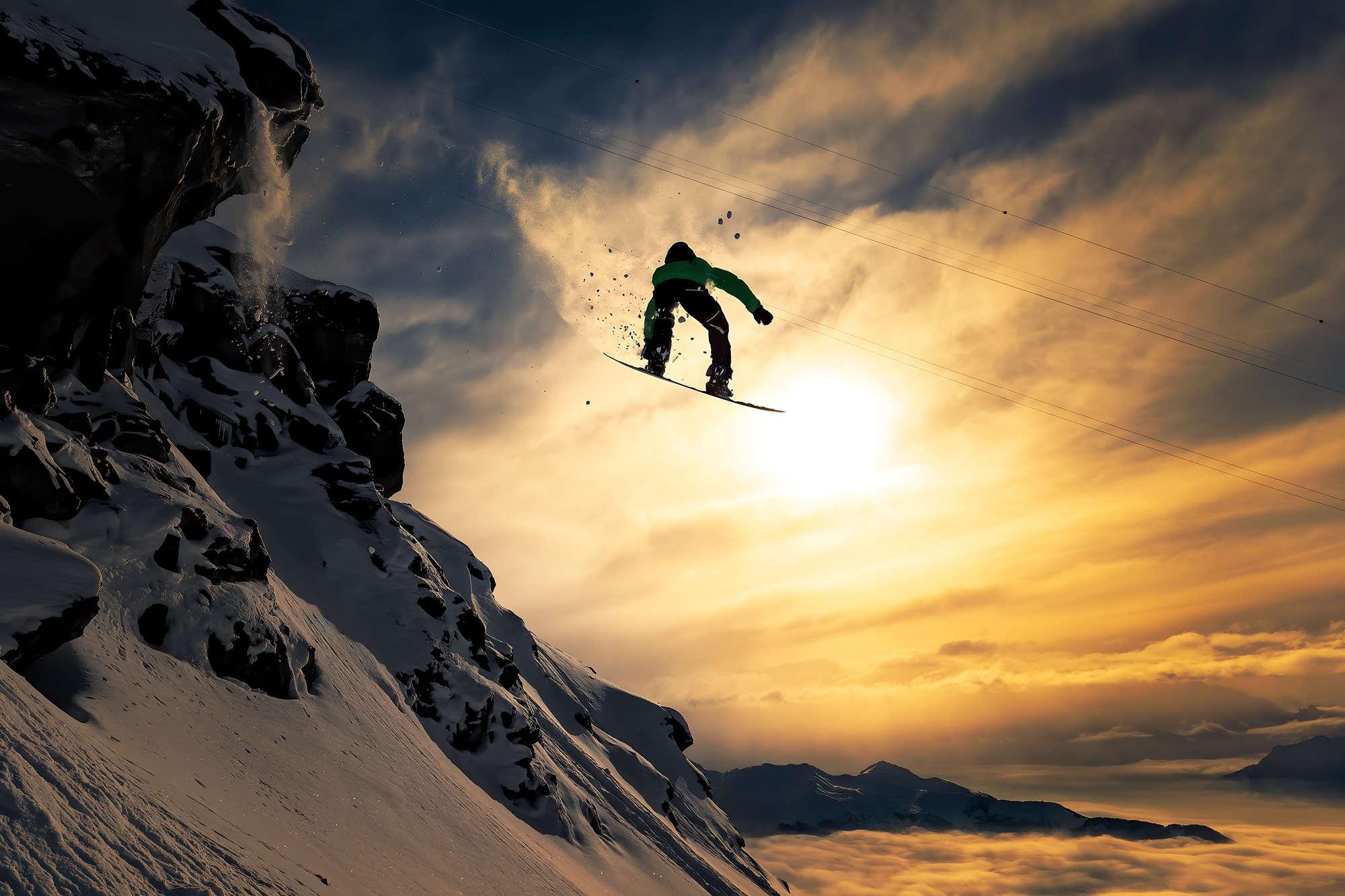 Jakob Sanne - Air and Snow