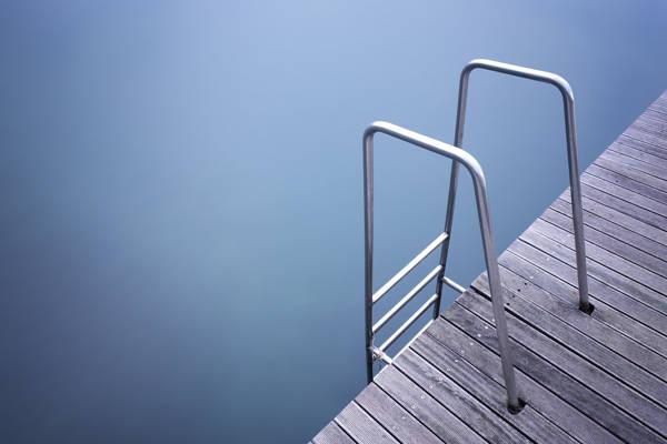Damiano Serra - Lakehouse Stairs