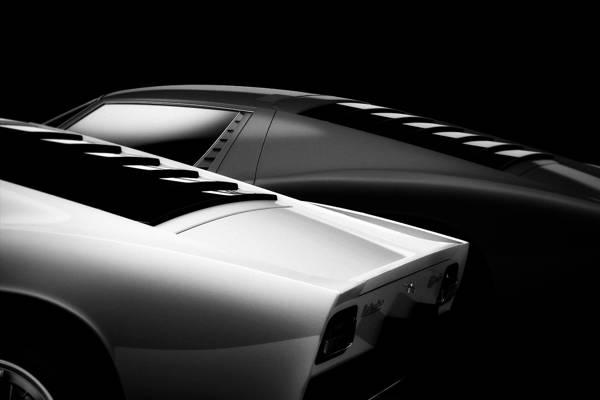 Holger Droste - Lamborghini Double | blinq.art