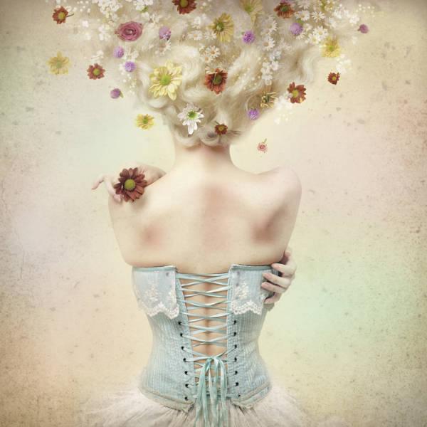 Kiyo Murakami - Flower Girl