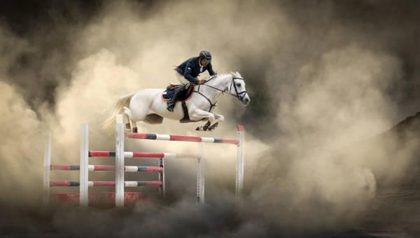 Arif Ünsal - Horse Riding