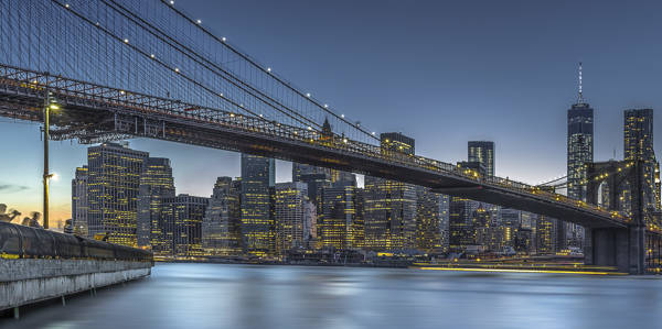 Michael Jurek - Blue Brooklyn Bridge