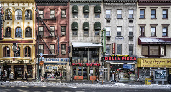 Peter Pfeiffer - New York Pizza