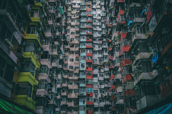 Fahad Abdualhameid - Hong Kong Geometry