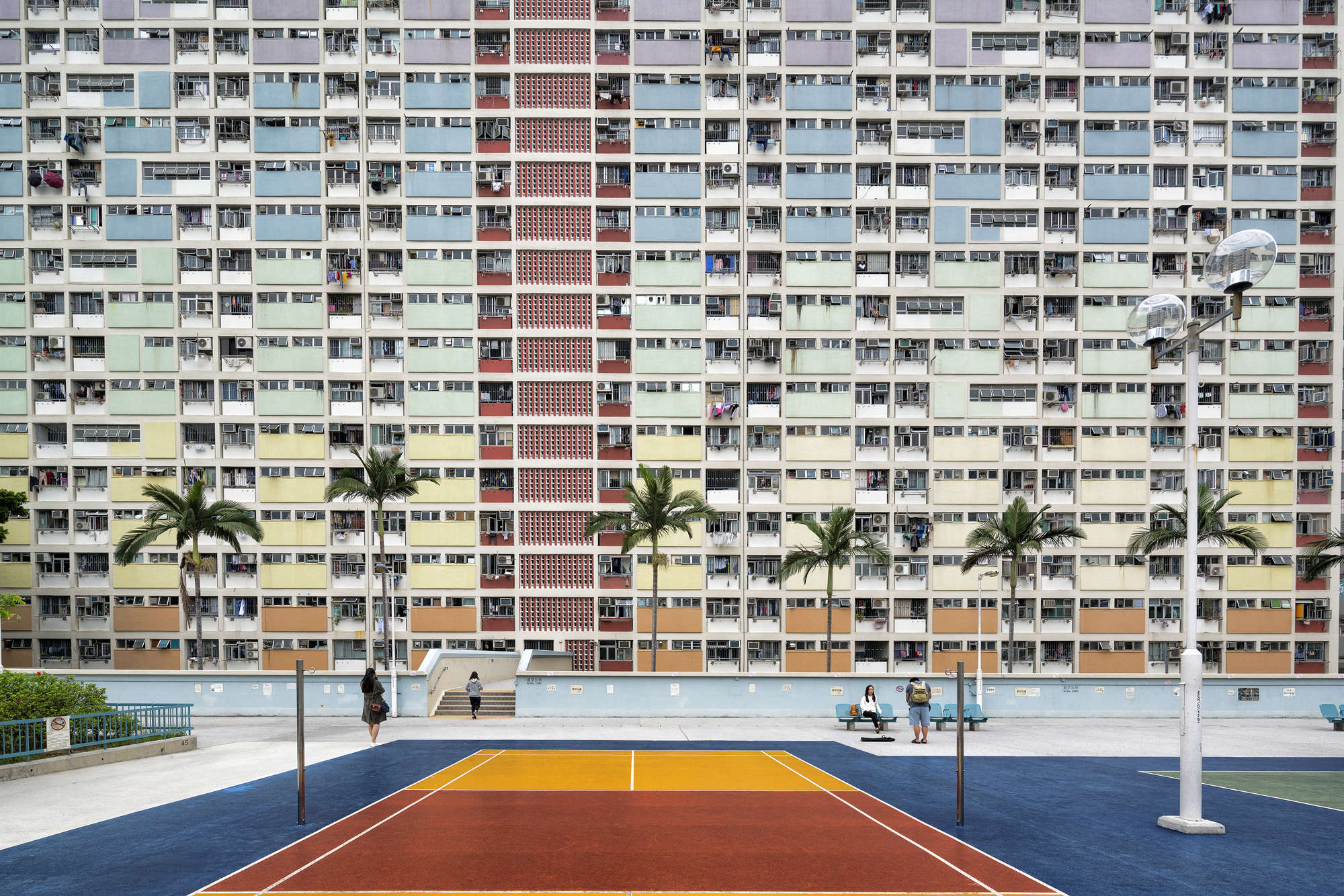 Fahad Abdualhameid - Choi Hung Estate