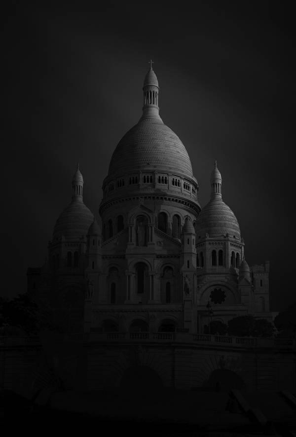 Sebastien Del Grosso - Basilique du Sacré-Cœur | blinq.art