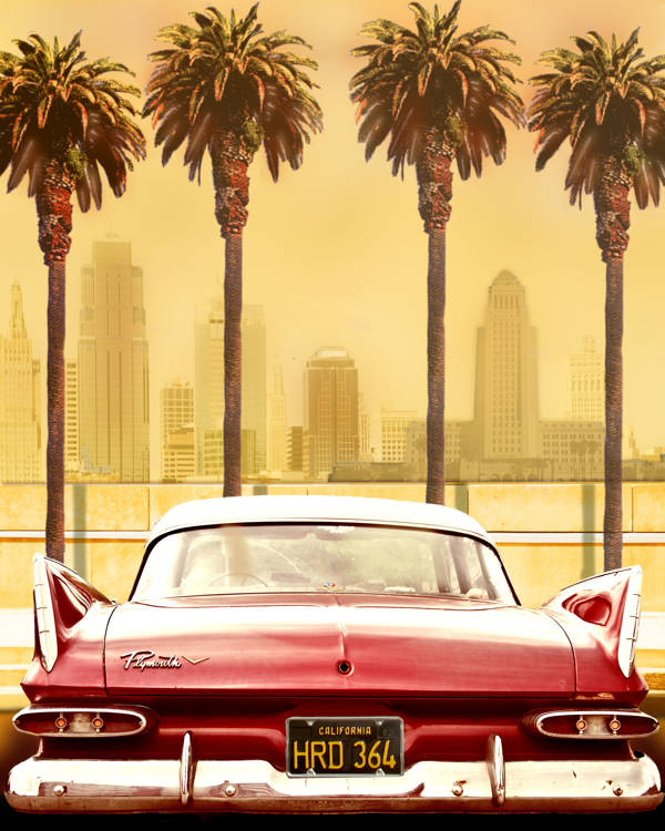 Larry Butterworth - Red Cadillac