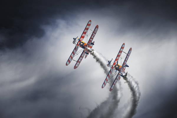 Leon - Biplane Race | blinq.art